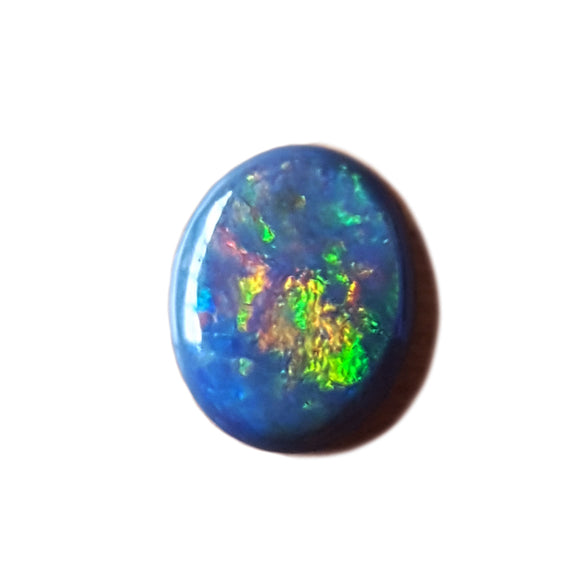 1.31ct Lightning Ridge Black Opal - Aurora Opal and Gem