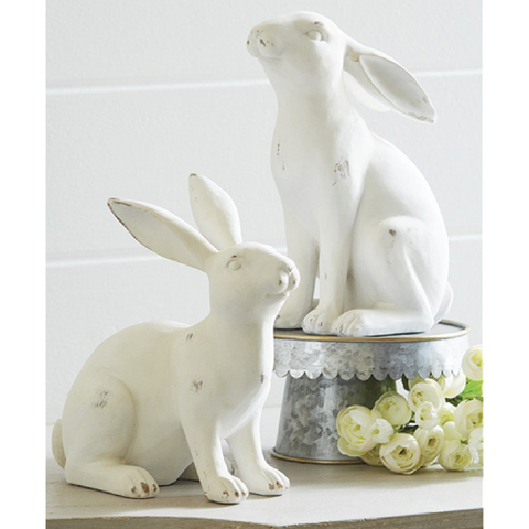 Cottontail Bunnies - Set of Two