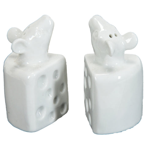 Mouse Salt & Paper Shaker Set
