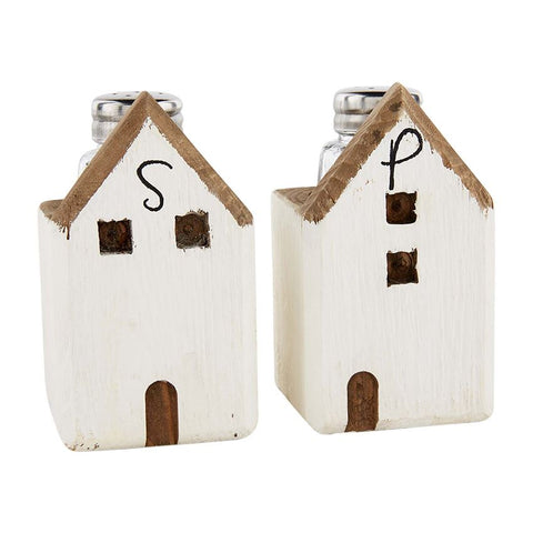 """House"" Salt and Pepper Shakers - Set of Two"