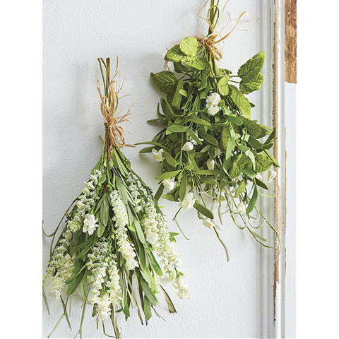 Mixed Herb and Floral Bundles - Set of Two