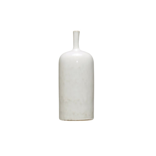 Glazed Stoneware Vases - Three Sizes