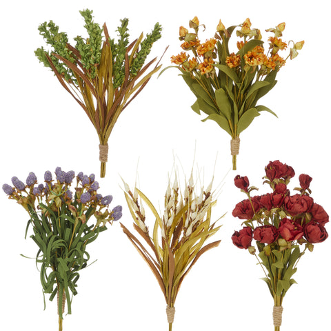 Fall Floral Bundle - Set of Five