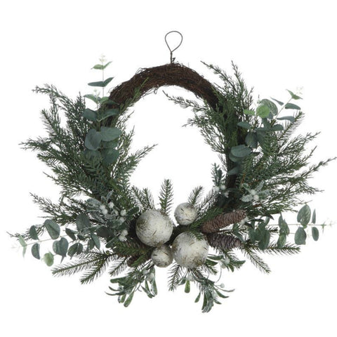 Pine & Eucalyptus Wreath