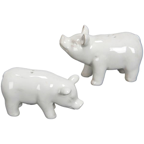 Piglet Salt and Pepper Shaker - Set of Two