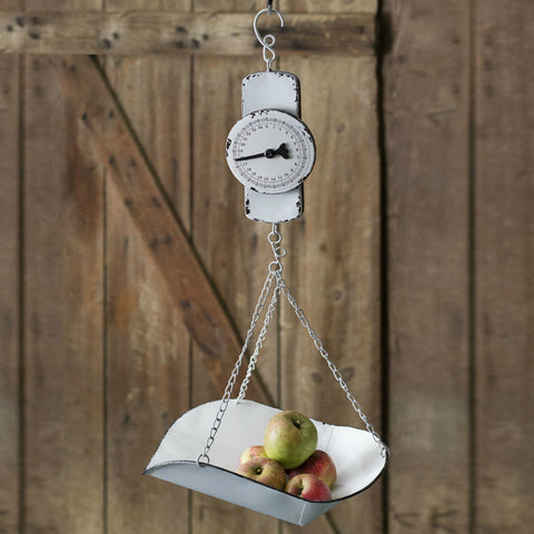 Decorative Hanging Produce Scale