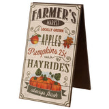 Farmers Market Decorative Sign
