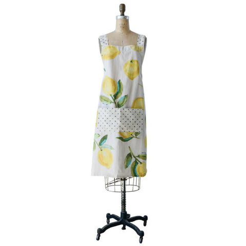 Apron with Lemons
