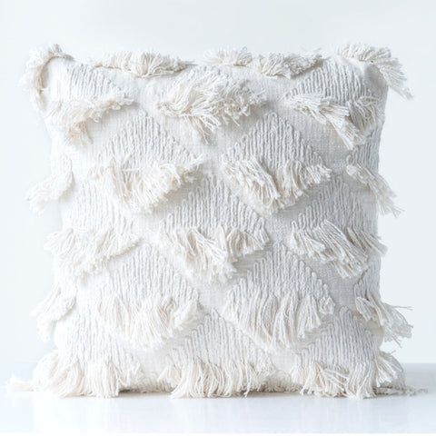 Payton Cotton Woven Pillow