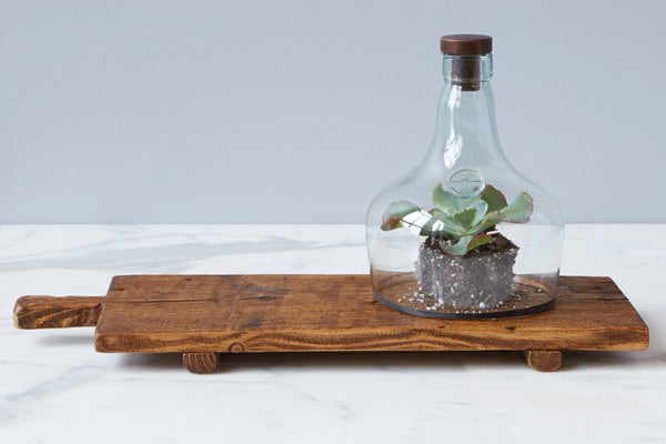 Rustic Wooden Serving Plank