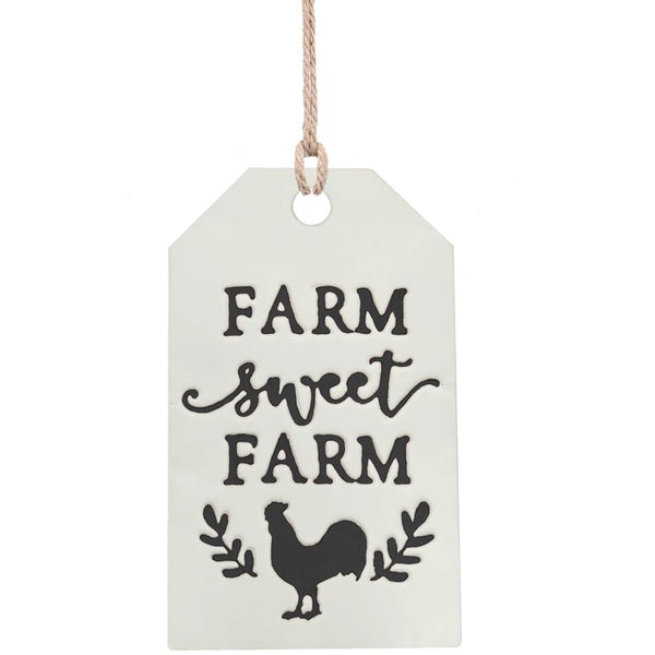 Farm Sweet Farm Wall Decor