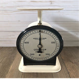 Black & White Vintage Chatillon Dietary Scale