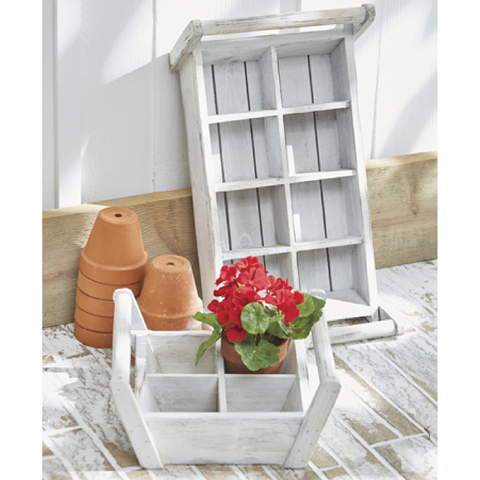 Wooden Garden Crate - Two Sizes