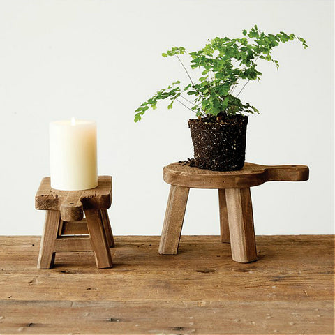 Wooden Stool Risers