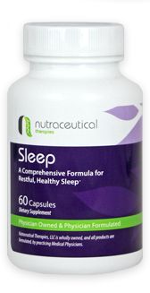 Sleep - Comprehensive Formula for Restful, Healthy Sleep