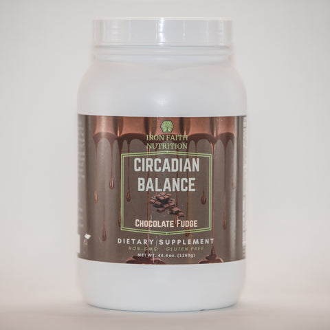 CIRCADIAN BALANCE - CHOCOLATE FUDGE FLAVOR