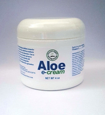 Aloe E-Cream, 4 oz.