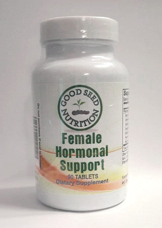 Female Hormonal Support, 90 Tablets