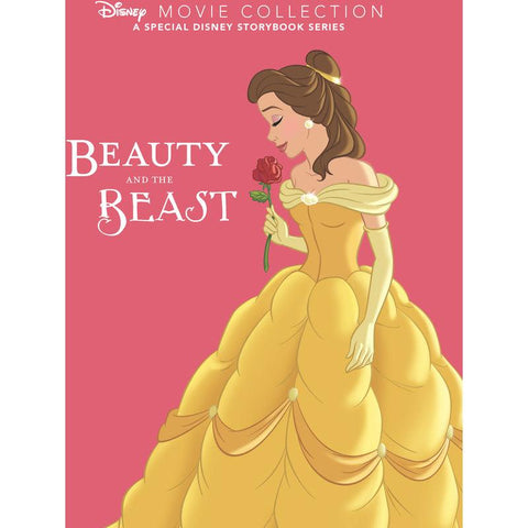 Disney Story Book Series: Movie Collection - Beauty and the Beast