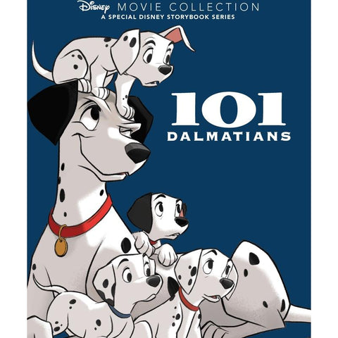 Disney Story Book Series: Movie Collection - 101 Dalmatians