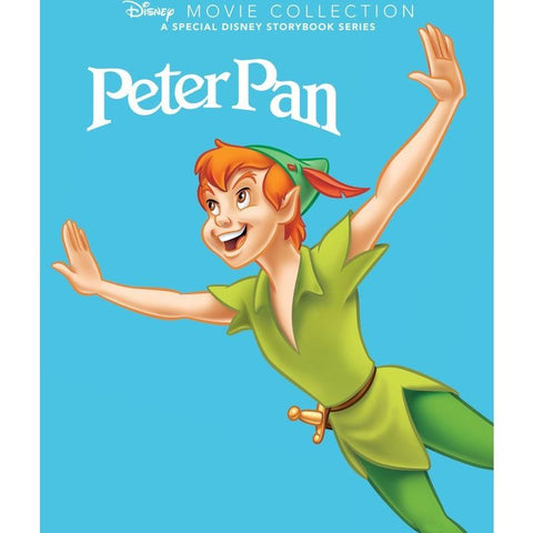 Disney Story Book Series: Movie Collection - Peter Pan