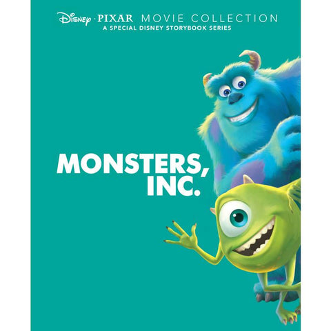 Disney Story Book Series: Movie Collection - Monsters Inc.