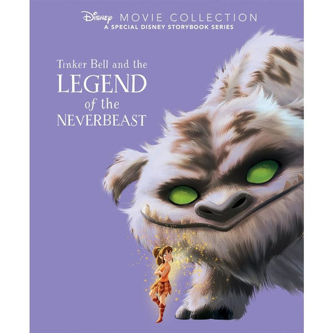 Disney Story Book Series: Movie Collection - Tinker Bell And The Legend Of The Neverbeast