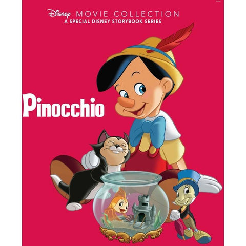 Disney Story Book Series: Movie Collection - Pinocchio