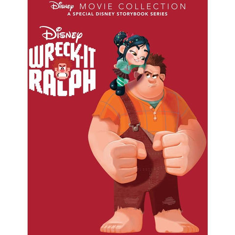 Disney Story Book Series: Movie Collection - Wreck It Ralph