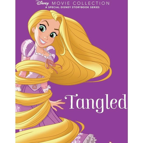 Disney Story Book Series: Movie Collection - Tangled