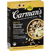 Carman's Muesli: Natural Bircher 500g