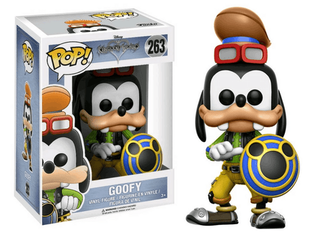 Disney: Kingdom Hearts - Goofy, POP! Vinyl Figure (Pre-Order)