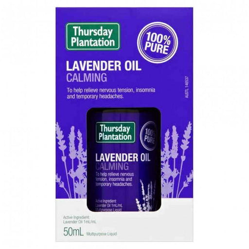 Thursday Plantation 100% Pure Lavender Oil 50ml
