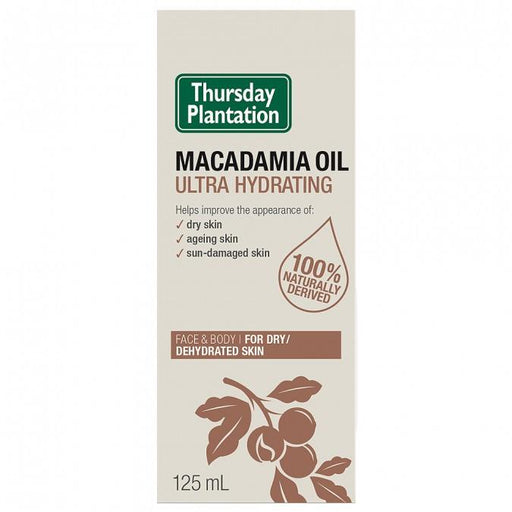 Thursday Plantation Macadamia Oil 135mL