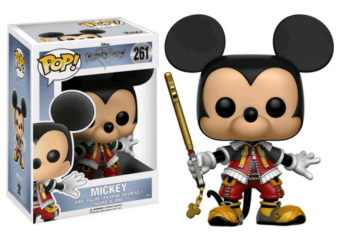Disney: Kingdom Hearts - Mickey, POP! Vinyl Figure