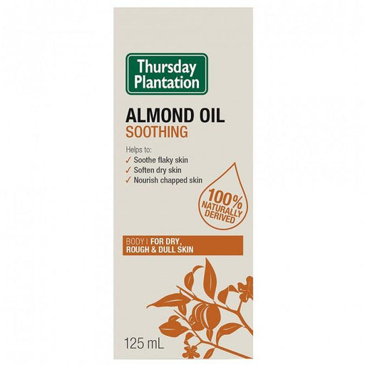 Thursday Plantation Almond Oil Soothing 125mL