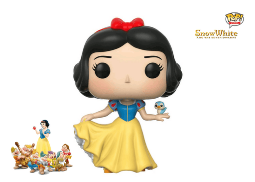 Disney: Snow White and the Seven Dwarfs - Snow White