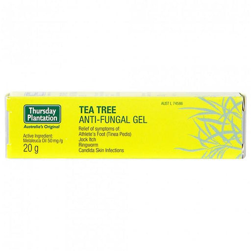 Thursday Plantation Anti-Fungal Gel 20g