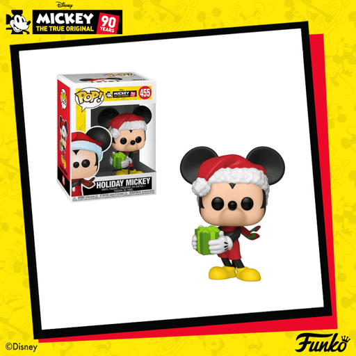 Disney: Mickey Mouse 90th Anniversary - Holiday Mickey