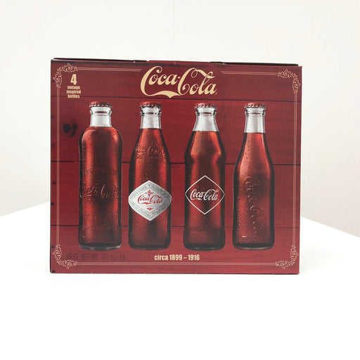 Coca-Cola Classic Glass Bottle Heritage Pack