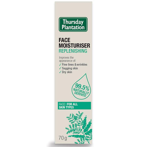 Thursday Plantation Face Moisturiser 70g