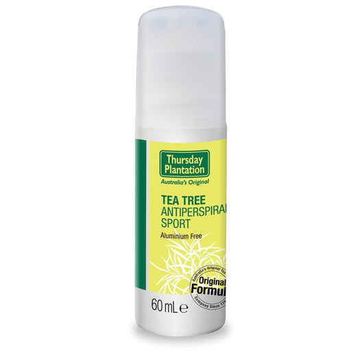 Thursday Plantation Anti-Perspirant Roll On - Sport 60ml