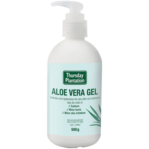 Thursday Plantation Aloe Vera Gel 500g