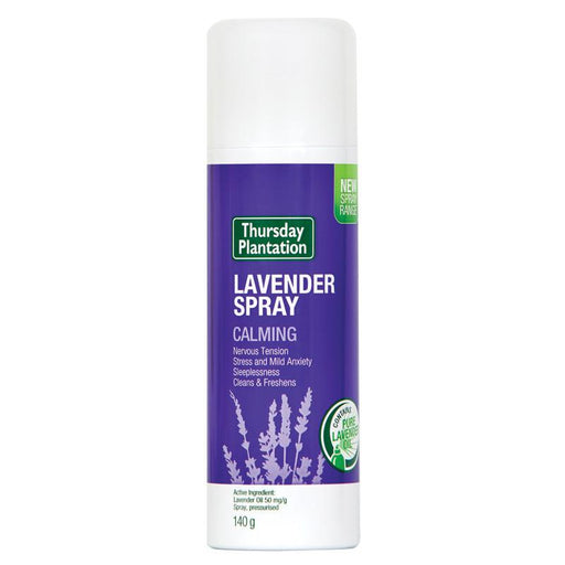 Thursday Plantation Lavender Spray 140g