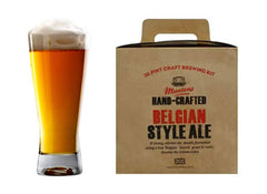 Muntons Hand Crafted Beer, Cider & Wine Kits