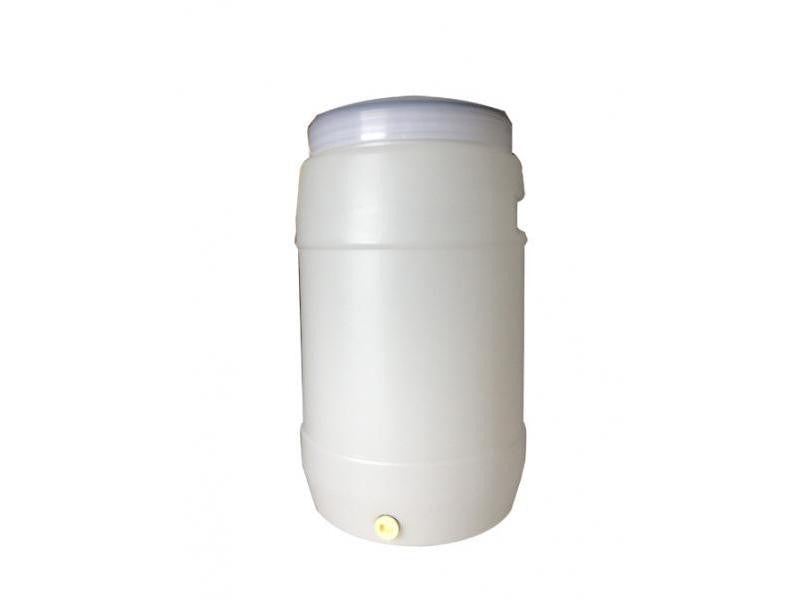 30L White Plastic Carbouy / Fermenter