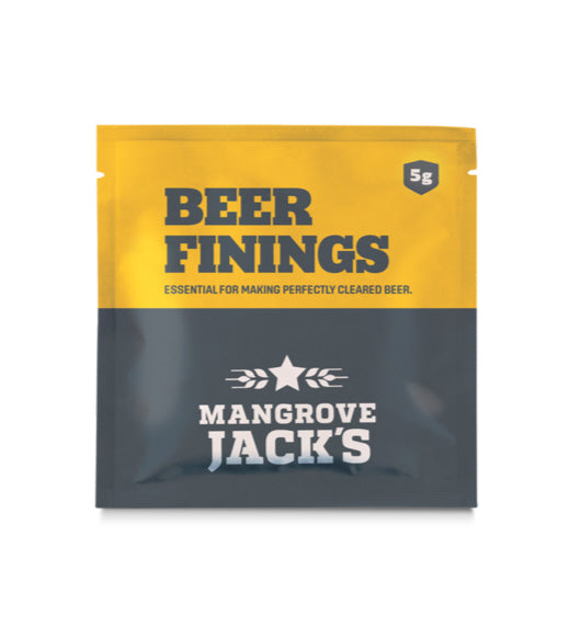 Beer Finings Sachet