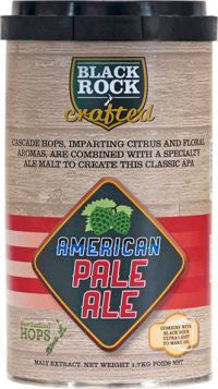 Black Rock American Pale Ale 1.7kg