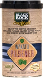 Black Rock Crafted Wakatu Pilsener