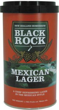 Black Rock Mexican Lager 1.7kg